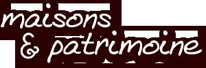LOGO AGENCE IMMOBILI7RE MAISONS ET PATRIMOINE