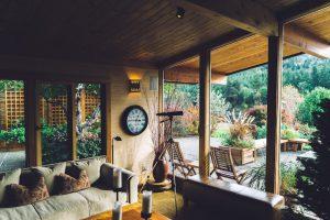 intérieur d'une maison charentaise